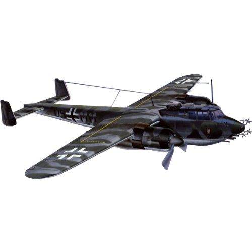 イタレリ 1266S 1/72 ドルニエDo217J1/J2 夜間戦闘機 (タミヤ・イタレリシリーズ:38066)