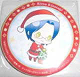 金色のコルダ4 ルビパ クリスマスコレクション 缶バッジ 如月律