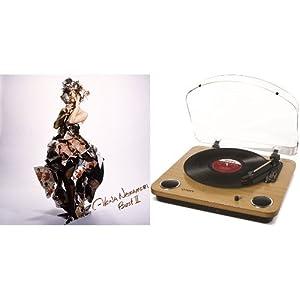 BEST II <LP(180g重量盤)>【初回生産限定】 [Analog]+Max LP レコードプレーヤーセット