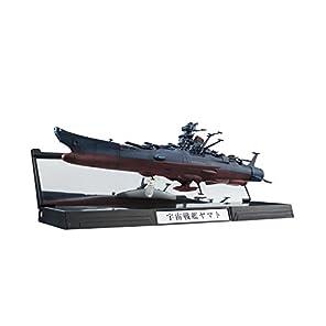 輝艦大全 宇宙戦艦ヤマト2202 1/2000 宇宙戦艦ヤマト 約165mm ABS&PC製 塗装済み可動フィギュア