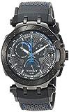 [ティソ] 腕時計 ティソT-レース トマス・ルティ 2018 リミテッド・エディション アンスラサイト文字盤 T1154173706102 メンズ 正規輸入品 ブラック