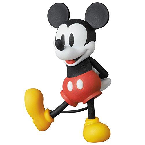 UDF Disney スタンダードキャラクターズ ミッキーマウス(ノンスケール PVC製塗装済み完成品)