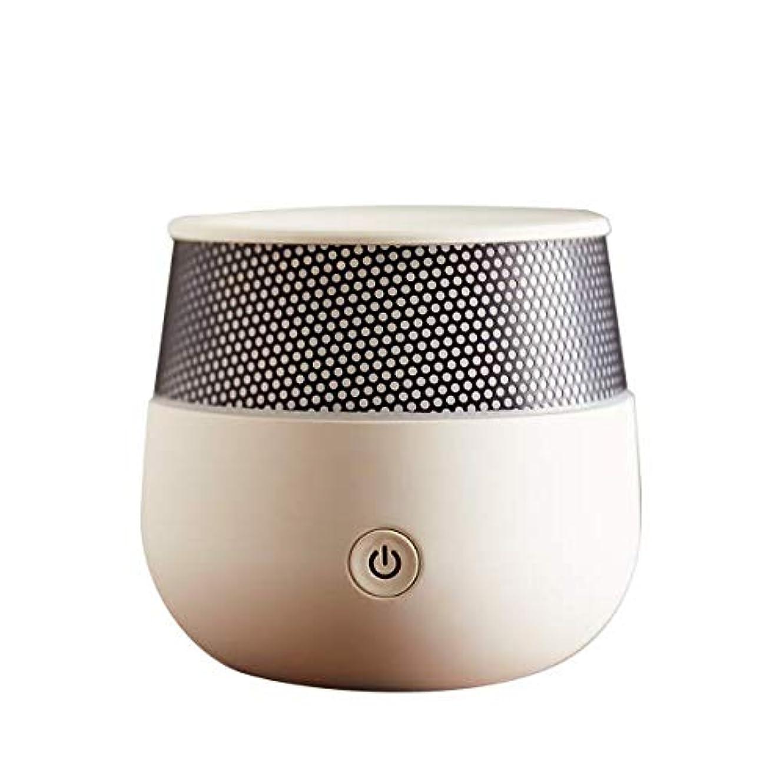 聴く別々に排泄するアロマディフューザー URUON-AROMA01 卓上 小型 加湿器 Uruon(ウルオン) 超音波加湿器 オーガニックアロマオイル対応 天然アロマオイル AROMA スリム アロマライト 7色セラピーグラデーションライト