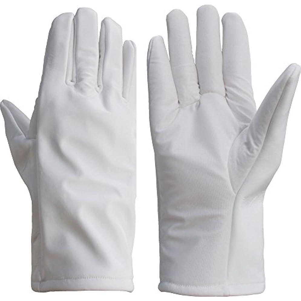 時間厳守心理学ベテランウインセス クリーン耐熱手袋 M (1双入) 3904-M 耐熱手袋