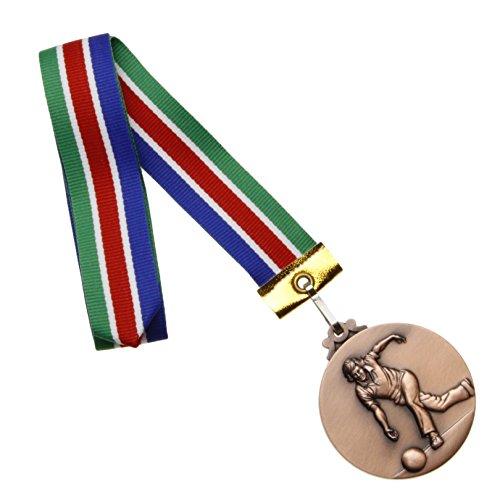 [해외]ASACO (아사코) LM 메달 볼링 LM9530 청동 φ53mm/ASACO (Asako) LM medal bowling LM 9530 bronze φ 53 mm