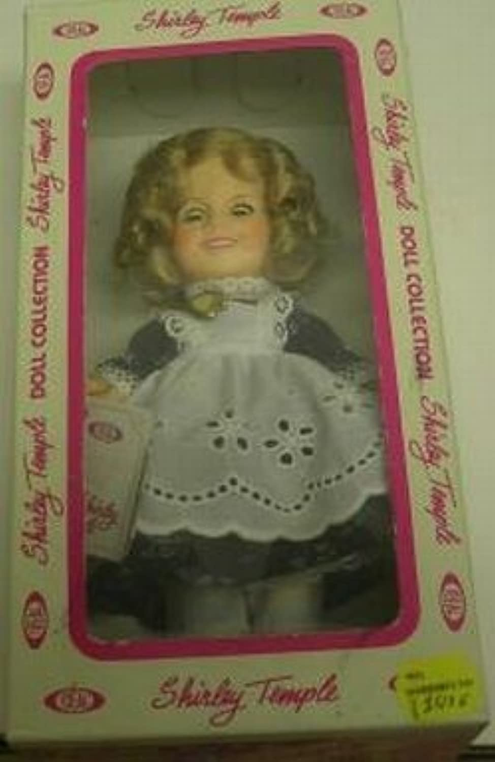 Shirley Temple The Littlest Rebel Ideal 7 1/2 Inch Doll by Ideal [並行輸入品]