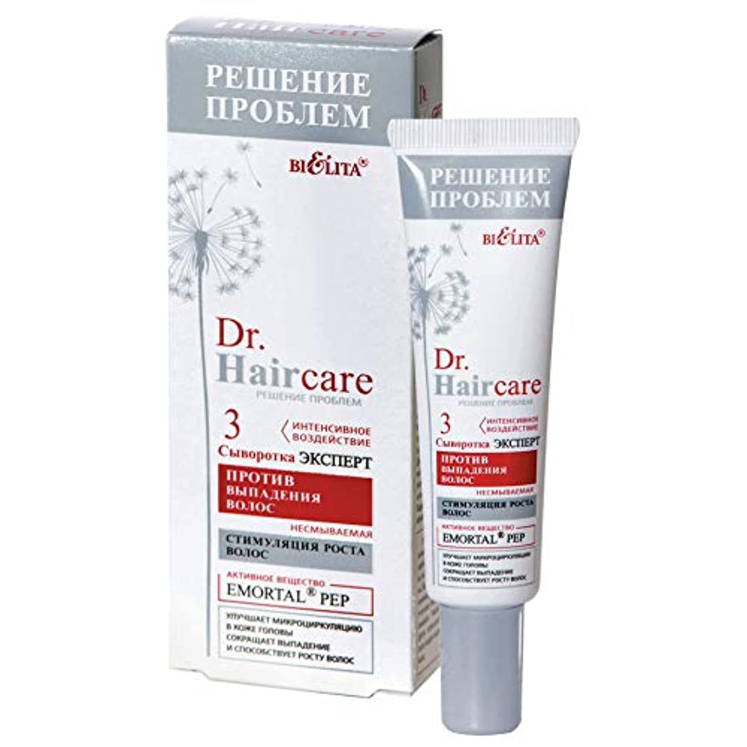 もの醜いマサッチョBielita & Vitex | Serum for Hair Loss | Dr. Hair care | EXPERT for Hair Loss | 30 ml