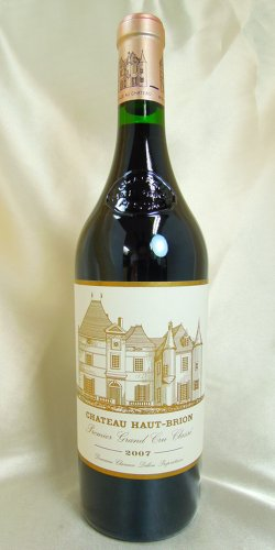 Chateau Haut-Brion シャトー・オー・ブリオン 2007