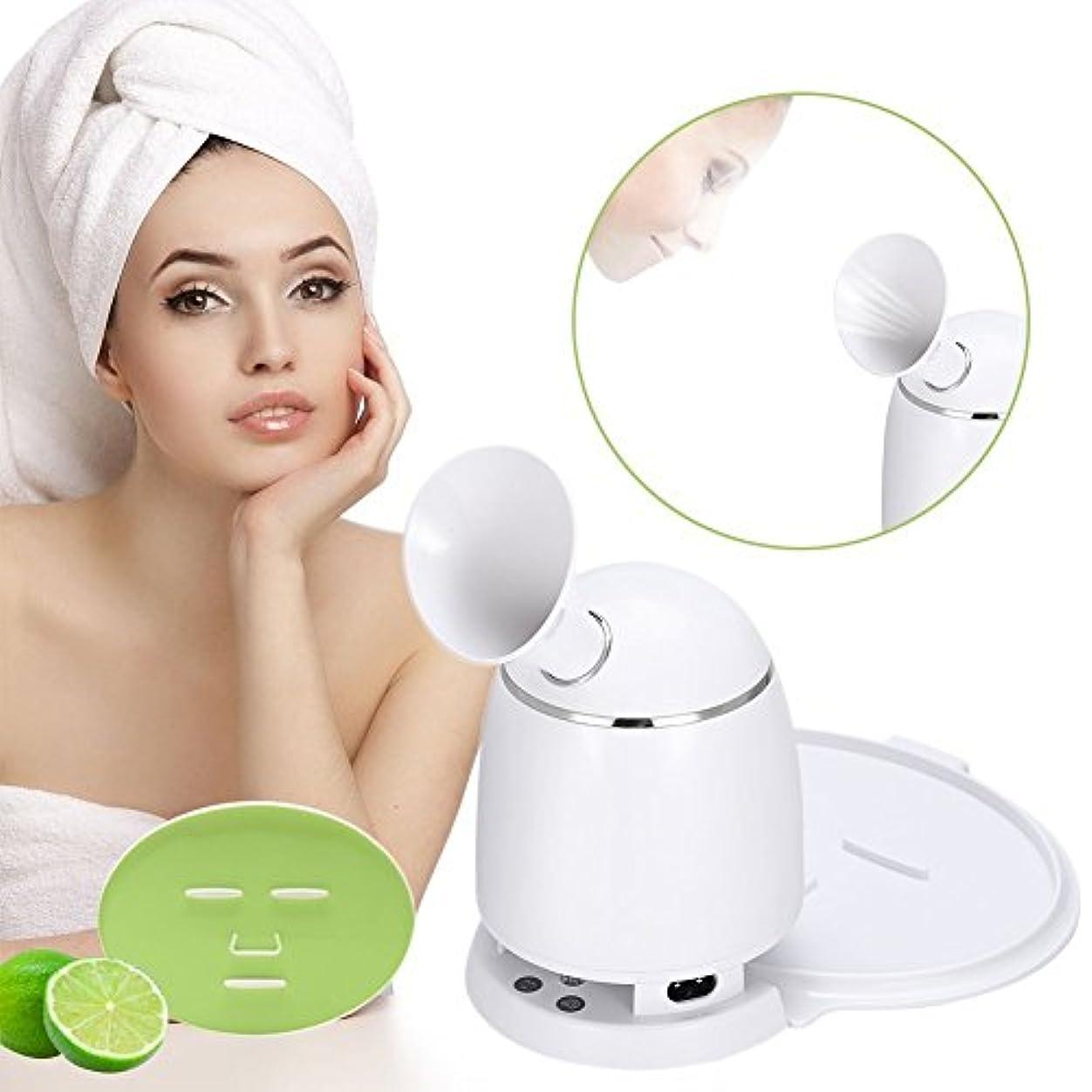 素晴らしさ検出可能篭女性用家庭用スチーマーフェイシャルマスクDIY用自動マスク機(私たち)