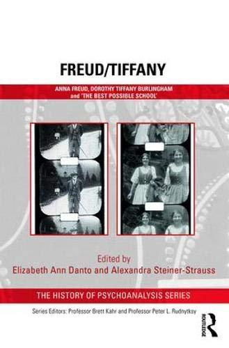 Freud/Tiffany: Anna Freud, Dor...