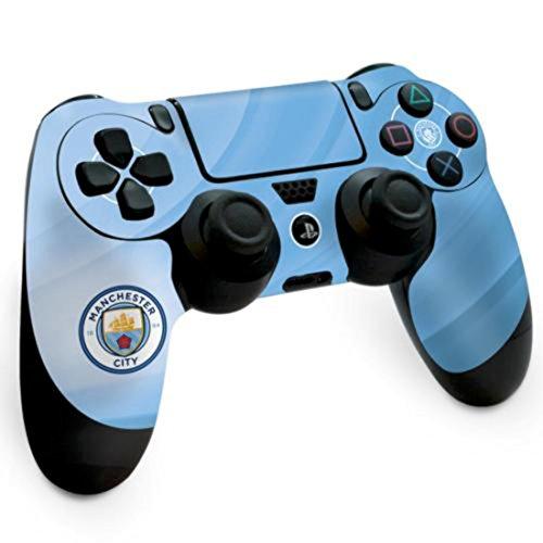 Manchester City F.C. マンチェスター シティ F.C. PS4 コントローラー スキン / プレイステーション 4