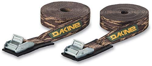 DAKINE(ダカイン) [カー用品] キャリア ストラップベルト 12' (2個 1セット)[ AJ237-973 / TIE D STRAPS12' ] サーフィン 車 持ち運び AJ237-973 CAM_カモフラージュ F