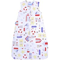 The Gro Company Sandcastle Bay Travel Grobag, 6-18 Months, 2.5 TOG by The Gro Company