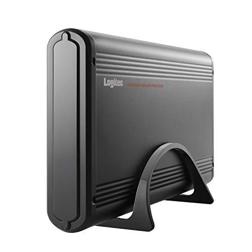 Logitec 外付けハードディスクケース B07GX2LTPZ 1枚目