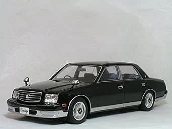 京商 1/18 トヨタ センチュリー 神威 ブラック KSR18002BK 完成品