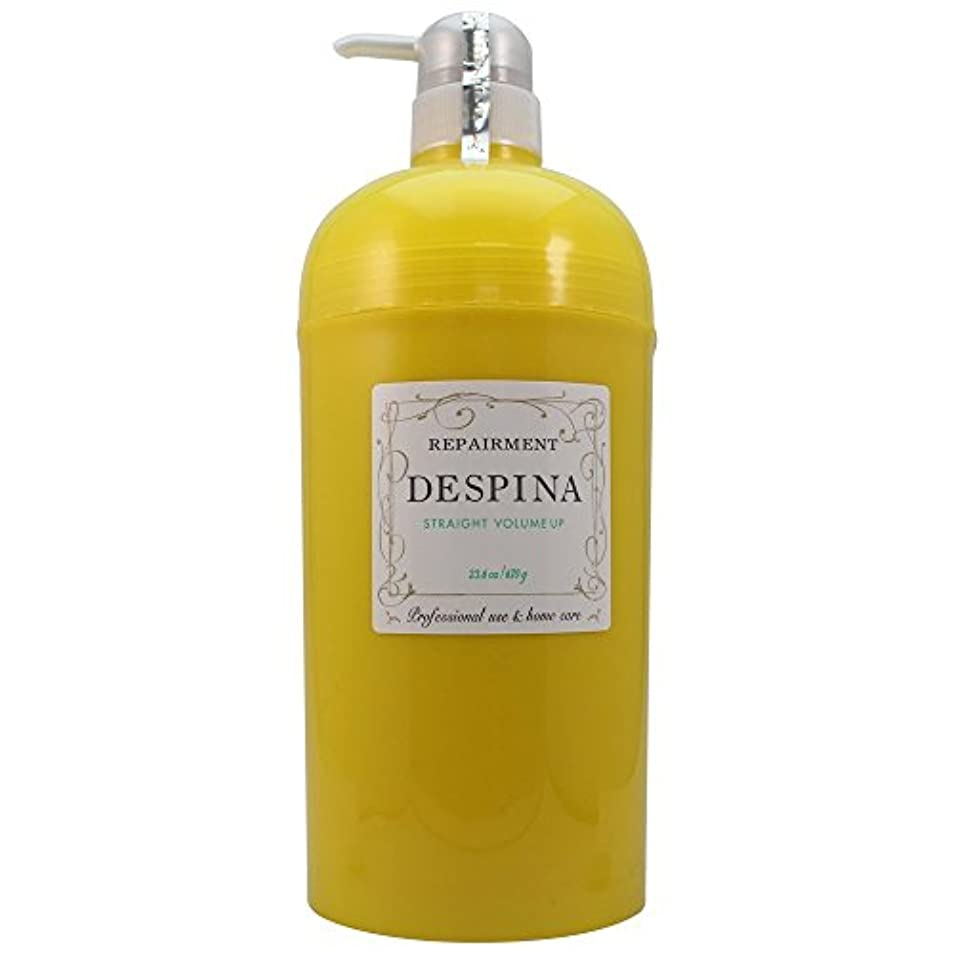 ダルセットレクリエーション弁護士中野製薬 デスピナ リペアメント ストレート ボリュームアップ 670g