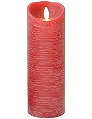 LUMINARA L レッド LM402-RD 生活用品 インテリア 雑貨 アロマ 芳香剤 消臭剤 その他のアロマ top1-ds-1213220-ah刻印 [簡素パッケージ品]