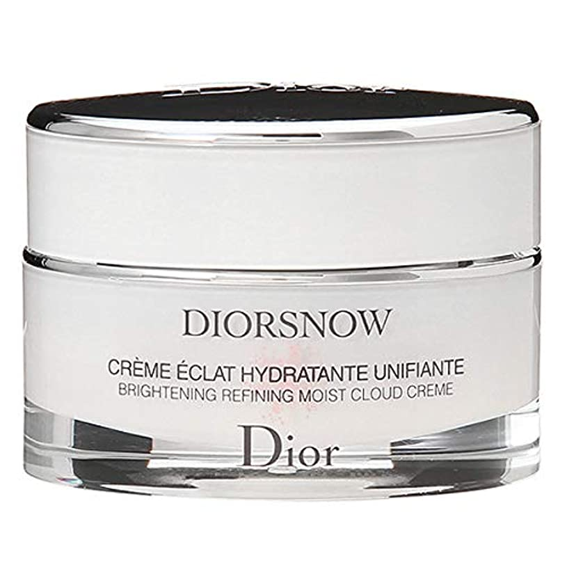 よりグレートオークインレイクリスチャンディオール Christian Dior ディオール スノー ブライトニング モイスト クリーム 50mL 【並行輸入品】