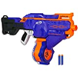 Nerf Elite - Infinus Motorised Blaster - Inc 30 Elite Darts & 30 Dart Drum - Kids Toys & Outdoor Games - Ages 8+