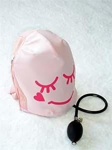 小顔マスター【ピンク】 特許取得の小顔マスク 小顔グッズ 保湿マスク◆男女兼用◆メンズ可◆【日本製】