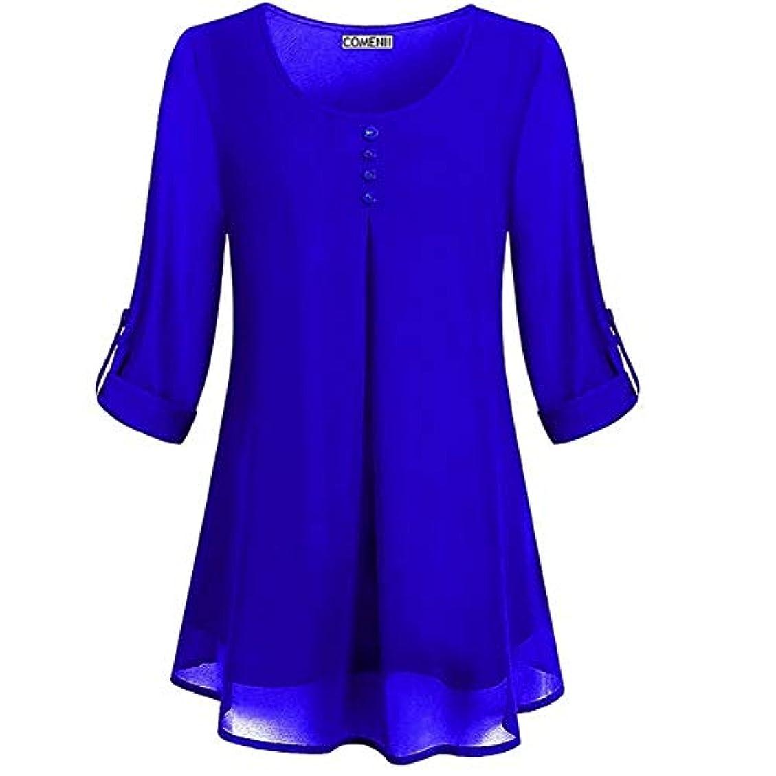 爆風増強投獄MIFAN の女性のドレスカジュアルな不規則なドレスルースサマービーチTシャツドレス