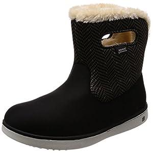 ◎BOGS(ボグス) 防寒 防水ブーツ レディース ショートブーツ SHORT BOOTS MULTI(78410)