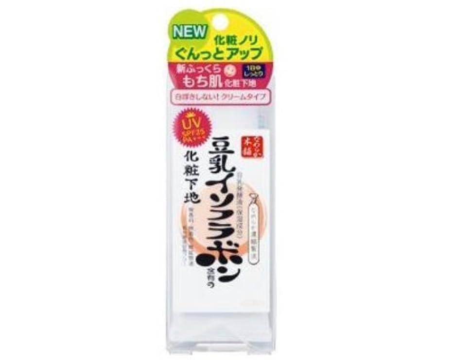 禁輸ミキサー少なくとも常盤薬品工業 サナ なめらか本舗 豆乳イソフラボン含有のUV化粧下地N 40g×72点セット (4964596457333)