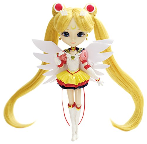 Pullip Eternal Sailor Moon エターナルセーラームーン P-203 全高約310mm ABS製 塗装済み 可動フィギュア