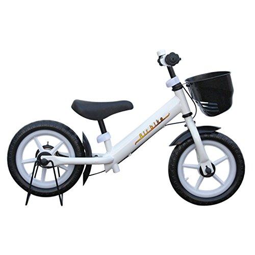 ペダルなし自転車 子供用自転車 ブレーキ付きランニングバイク...