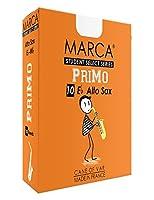 MARCA PRIMO アルトサックス リード [3.1/2] 10枚入り