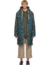 (アクネ ストゥディオズ) Acne Studios メンズ アウター コート Blue & Green Wool Duffle Coat [並行輸入品]