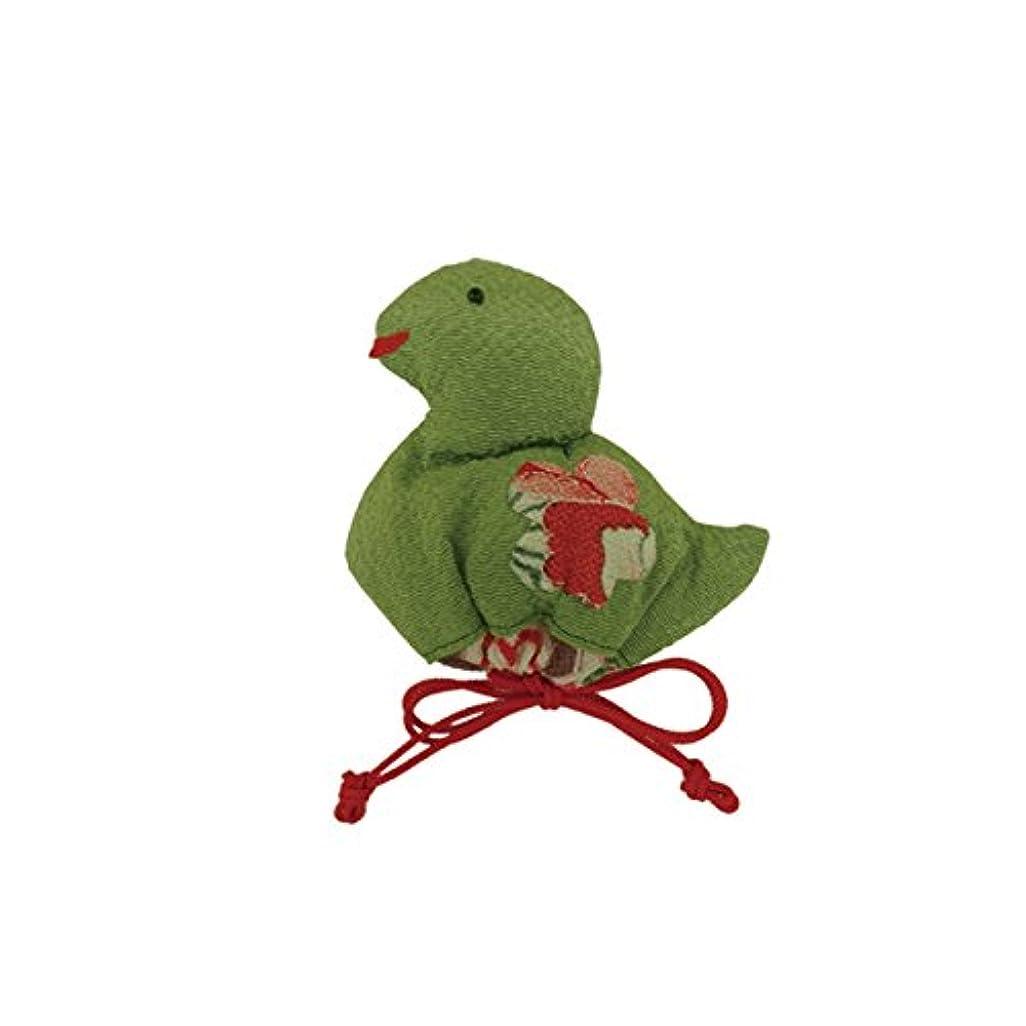 バスケットボールアニメーション原稿匂袋 十二支巾着 巳(み)