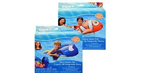 Dory & Nemo Asst文字ビーチボール–6ゲージ