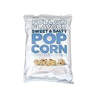 (Marks & Spencer (マークス&スペンサー)) 甘い&塩辛いポップコーン80グラム (x4) - Marks & Spencer Sweet & Salty Popcorn 80g (Pack of 4) [並行輸入品]