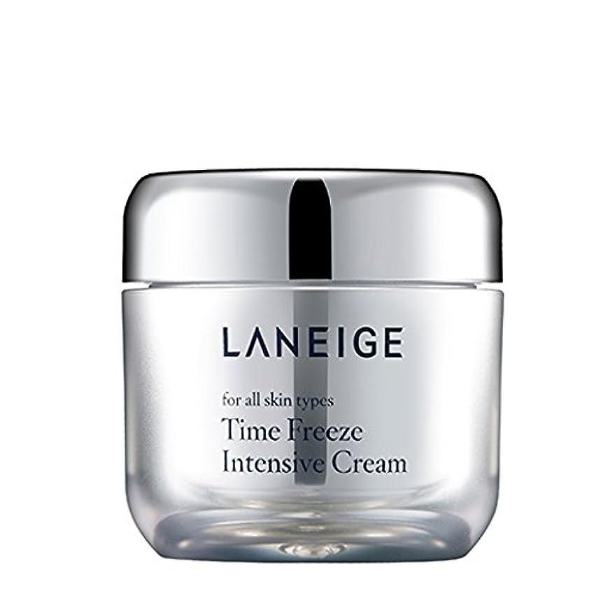 インポートカレッジセンブランスラネジュ タイムフリーズインテンシブクリーム50ml Time Freeze Intensive Cream [海外直送品][並行輸入品]