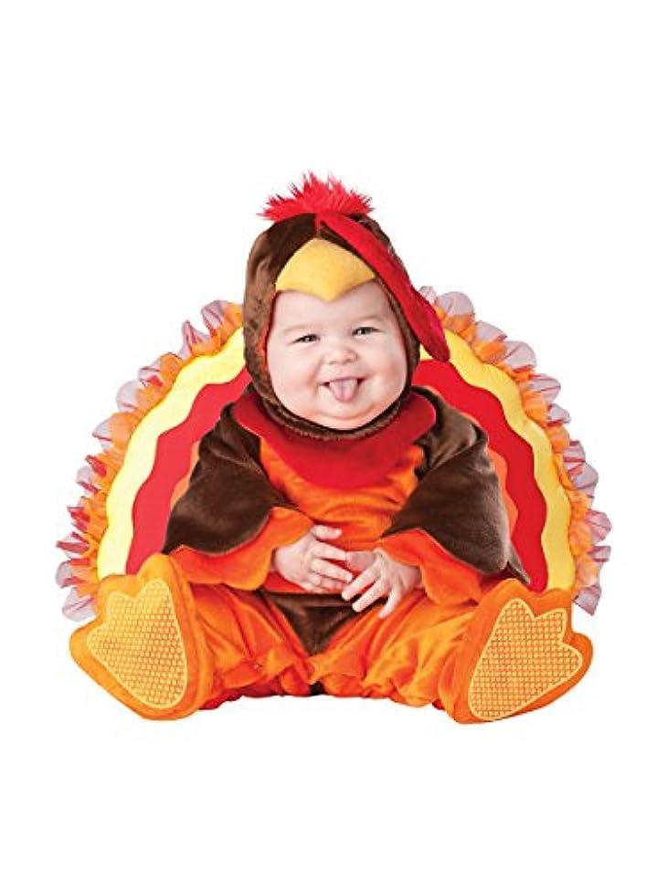 監査申請者借りているLil' Gobbler Infant/Toddler Costume リルガツガツ食べる人の幼児/幼児コスチューム サイズ:6/12 Months