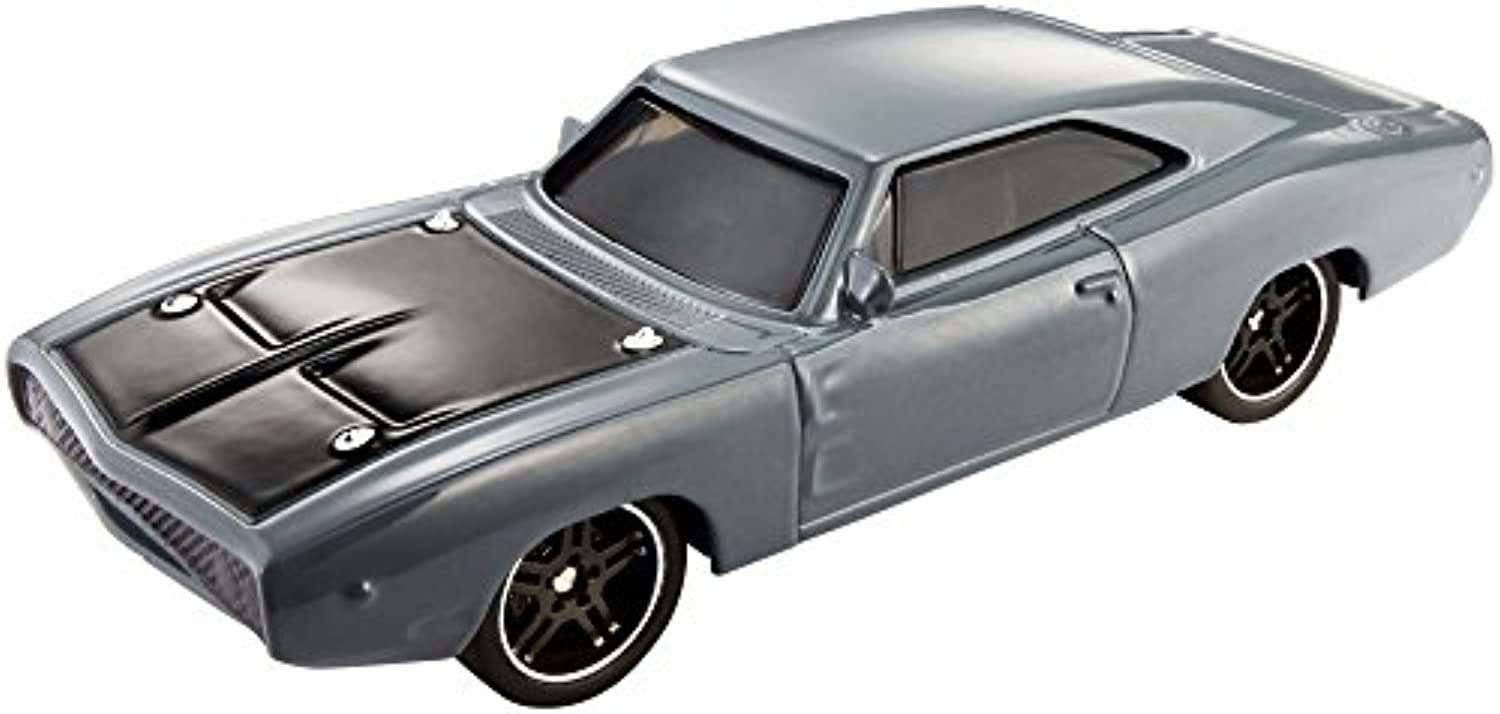 【1/55 1970 DODGE CHARGER(MATTE GRAY)】FAST5 ワイルド?スピード MEGA?MAX 劇中車 MATTEL HOTWHEELS