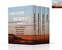 Country Hearts 2 by [Seaton, Annie, Bellamy, Susanne, Edwards, Nicki, Fraser, Darry]