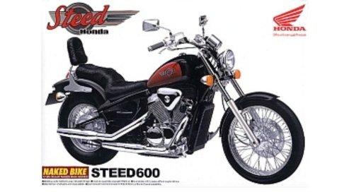 1/12 ネイキッドバイク No.17 Honda スティード600