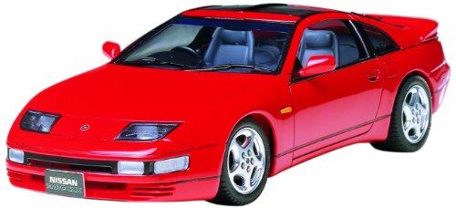 タミヤ 1/24 スポーツカーシリーズ No.87 ニッサン フェアレディ 300ZX ターボ プラモデル 24087