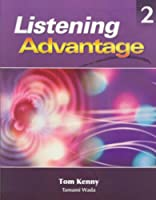 Listening Advantage Book 2 : Text (80 pp) with Audio CD