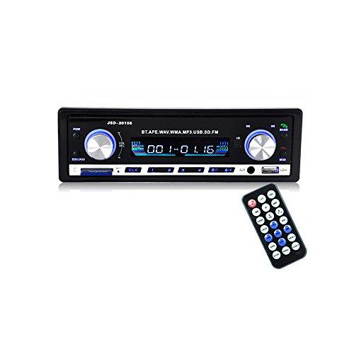 OBEST JSD-20158 Bluetoothプレーヤー...