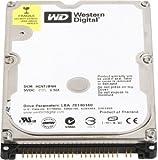 WESTERN DIGITAL 2.5インチ内蔵HDD 80GB U-ATA100 5400rpm 8MB WD800BEVE
