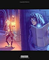 Notebook: Drawing Harry Potter Series Movie Comic Non Science Notebook Soft Glossy with College Ruled Lined Paper for Taking Notes Writing Workbook for Teens Adults and Children Students School Kids Inexpensive Gift For Boys and Girls Potterhead