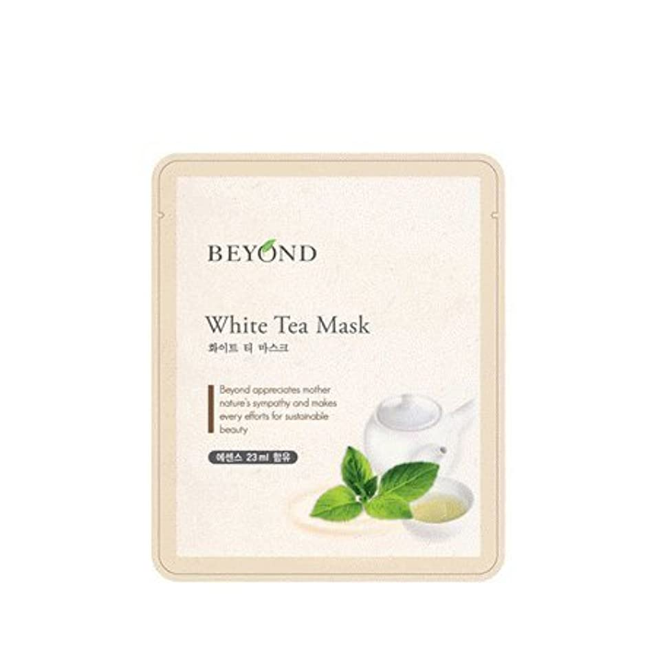 グラフィック宿泊振るBeyond mask sheet 5ea (White Tea Mask)