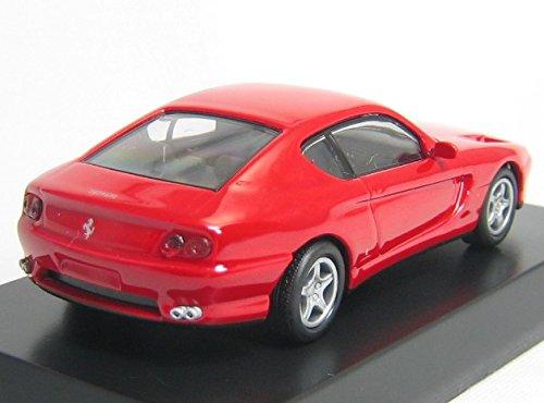 京商 1/64 フェラーリ ミニカーコレクション6 456GT 赤