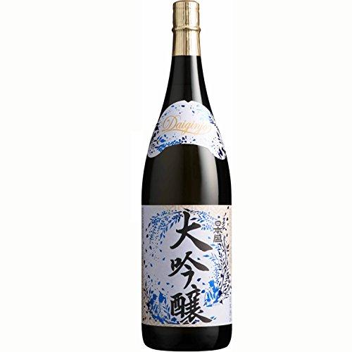 日本盛 大吟醸 瓶 1800ml 兵庫県 中辛口