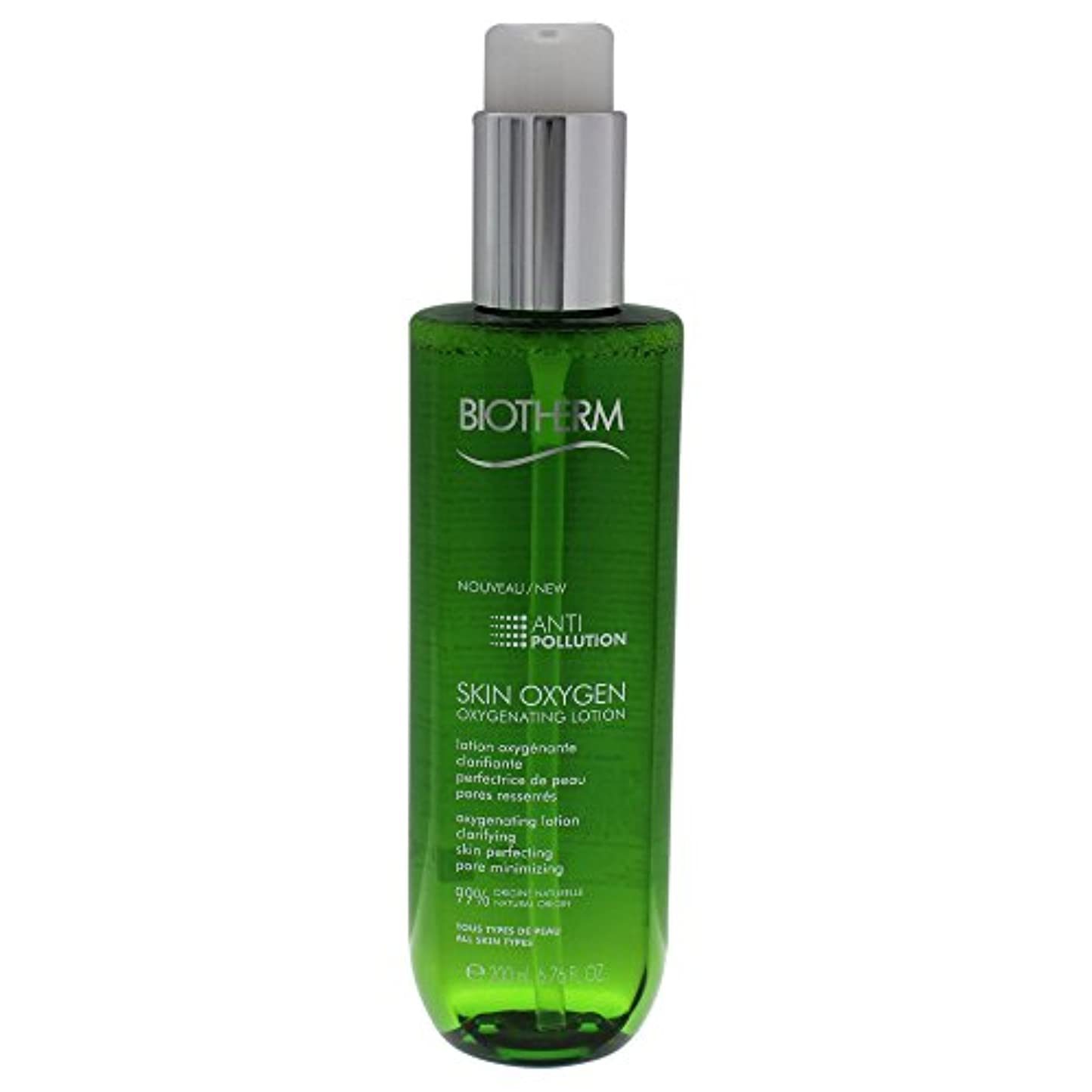 ビオテルム Skin Oxygen Anti-Pollution Oxygenating Lotion 200ml/6.76oz並行輸入品