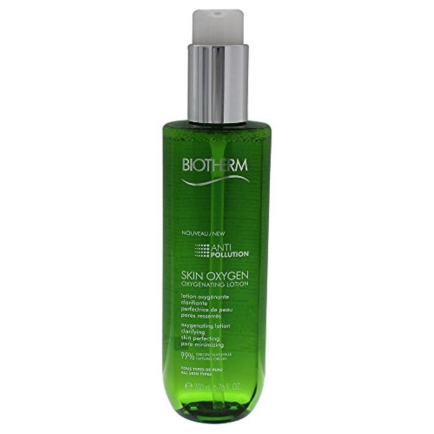 インデックス提供する忌み嫌うビオテルム Skin Oxygen Anti-Pollution Oxygenating Lotion 200ml/6.76oz並行輸入品