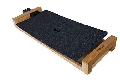 PRINCESS ホットプレート Table Grill Stone ブラック 103031